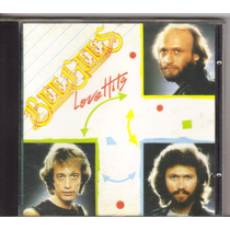 Cd Bee Gees - Love Hits, Original