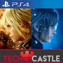 Ff Type-0 + Final Fantasy Xv Demo ] Primária Segura