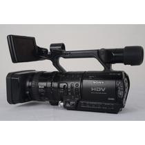 Filmadora Sony Hdv Z1n 1080 Carregador Bateria Gd Angular