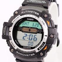 Relógio Casio Sgw-300h Preto Sgw-300 - Leia Descrição