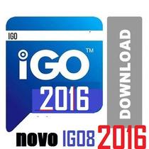 Atualização Gps Igo8 2016 2017 Discovery,aquairus,multilaser