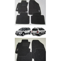 Tapete Carpete Personalizado Nissan Livina E Livina Xgear