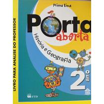 Porta Aberta História E Geografia 2ºano, Mirna Lima