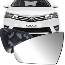 Lente Espelho Retrovisor Corolla 2014/... Original Base L/e