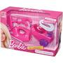 Kit Mini Utilidades Barbie Ferro E Aspirador De Pó - Lider