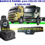 Kit Capa D Banco + Painel P/caminhão Volvo Fm E Vm 23