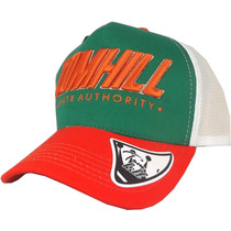 Boné Aba Curva Tom Hill Old School Trucker Telado Snapback