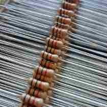Kit Com 1000 Resistores Cr25 1/4w 5% Valores Comercias