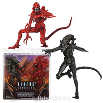 Aliens Genocide - 2 Alien Xenomorph - 26 Cm - Neca Toys