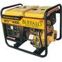 Motogerador Buffalo Bfd 4000 Diesel Construção Civil Oferta