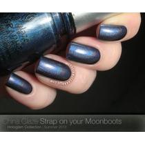 China Glaze - Strap On Your Moonboots **promoção 2 Por 1**