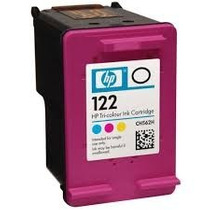 Cartucho Hp 122 Color C/15ml 1000 2050 3050