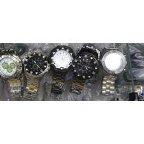 Lote De Relógios Masculino Kit C/10pçs, Relógio Para Revenda
