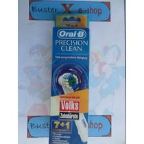 Kit Refil Oral B Braun Escova Dente Eletrica Original 8 Unid