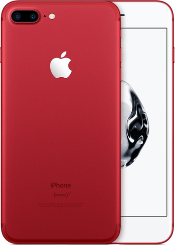 Celular Apple Iphone 7 128gb Special Edition Red