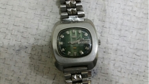 b9bb832b97b Relógio Evadin Automático Raro Ômega Tissot Technos Funciona