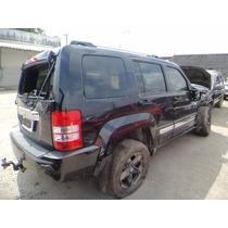 Sucata Cherokee Limited 3.7 V6 12v Ano 2012 Vendo Em Peças