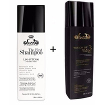The First Sweet Hair Shampoo Liso Intenso + Sweet Passo 3