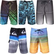 Kit Bermudas Tactel Atacado Shorts Lote 5 Unid Frete Grátis