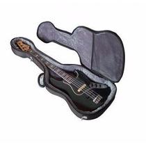 Semi Case Luxo Para Baixo Jazz Bass - Solid Sound - Capa Bag