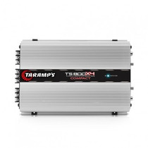 Potencia Automotiva Taramps Ts800 X4 Compact 4 Canais 01 Ohm