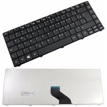 Teclado Notebook Acer Aspire E1-471-6413 Modelo Zqt Com Ç Br