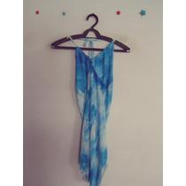 Vestido Azul Tie-dye Cód. 158