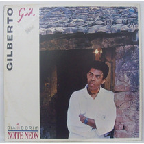 Lp Gilberto Gil - Dia Dorim Noite Neon - 1985 - Wb C/encarte