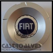 Calota Calotinha Centro Roda Fiat Stilo Abarth Aro 17 - 1 Pç