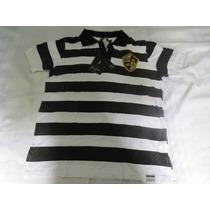 Camisa Polo Listrada Masc Sean John Xl Promoção Peça Única