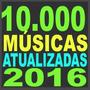 10mil Músicas Festa Bar Boate Loja Funk Sertanejo Flashback