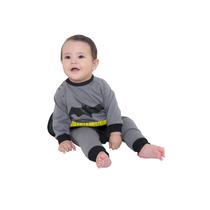 Macacão Longo Bebê Batman