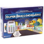 Super Banco Imobiliário + Máquina De Cartão À Pronta Entrega