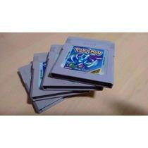 Cartucho Pokemon Crystal Para Game Boy Color / Advance Patch