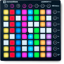 Novation Launchpad Mk2 Midi Usb Rgb Pad Controller Ableton