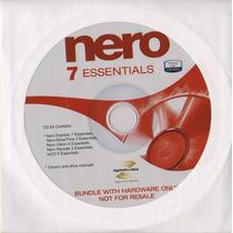 Cd Original Nero 7 Essentials