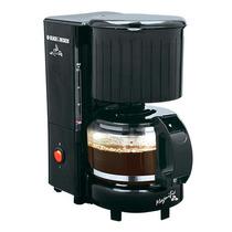 Cafeteira 600 Watts Jarra Em Vid - Black + Decker (110v)