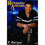 Dvd Ronaldo Adriano E Amigos Original