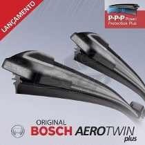 Palheta Limpador Bosch Aerotwin Plus Fiat Gran Siena Ap24/16