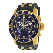 Relógio Invicta Pro Diver 6983 Dourado Masculino