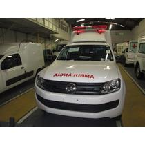 Amarok Cs 4x4 Ambulância Simples Remoção