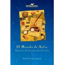 Livro O Mundo De Sofia De Jostein Gaarder - Ebook