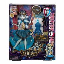 Monster High 13 Wishes Frankie Stein