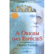 Livro A Origem Das Espécies Charles Darwim Editora Martin Cl