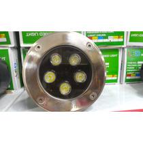 Balizador Luminária Led Chão Piso 5w Embutir Quente