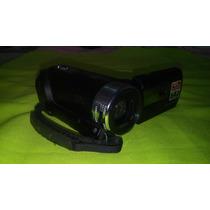 Filmadora Sony Zoom Óptico67x Hd + Tripé Completa Semi-nova