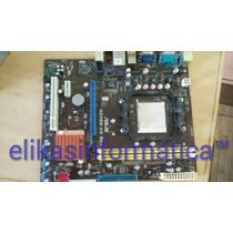 Asus M2n68-am/se2 Am2+/am3 Geforce7025 2xddr2 Pcie X16 S/v/r