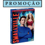 Box Completo Smallvile 7ª Temporada - 100% Novo E Original