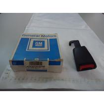 Fecho Cinto Segurança Corsa Ld 94/... Original Gm 93231670