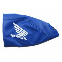 Capa De Tanque Fechada Azul Protercapas - Honda Titan 150 08